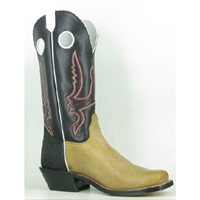 Olathe Boots:Vamp Mesquite