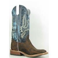 Olathe Boots:Vamp Rust Safari Elephant