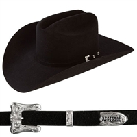 Black Gold 20X Cowboy Hat