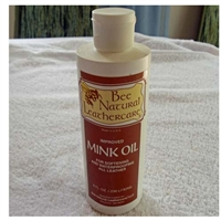 Bee Natural Mink Oil 8 oz