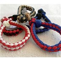 Bull Bell Strap -braided