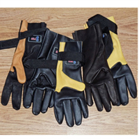 Junior Bullriding Glove with/out Wrap