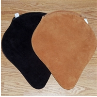 Leather Covered Tail Pads