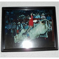 Plastic Picture Frame - Used