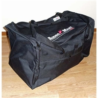 RodeoMart.com Roughstock Deluxe Gear Bag with Boot Carrier