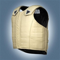 2020 Custom Pro-Max Rodeo Vest in bone color