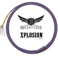 Xplosion Heel Rope by Cactus Ropes, Trevor Brazile Relentless Collection