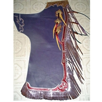 BCC14 Custom  Rodeo Chaps