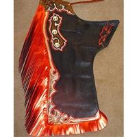 BCC16 Custom  Rodeo Chaps