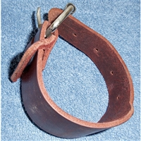 Bull Bell Strap -Leather