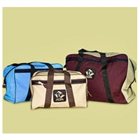 red Rodeo Gear Bag with Pockets