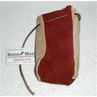 Leather Rosin Bag