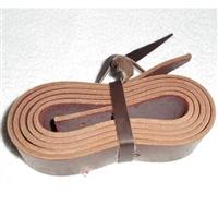 Leather Tie Strap