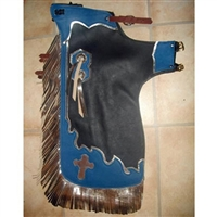 Top Grain Youth Custom Rodeo Chaps 3